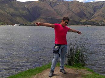 Dario Pincay   Latin Trails