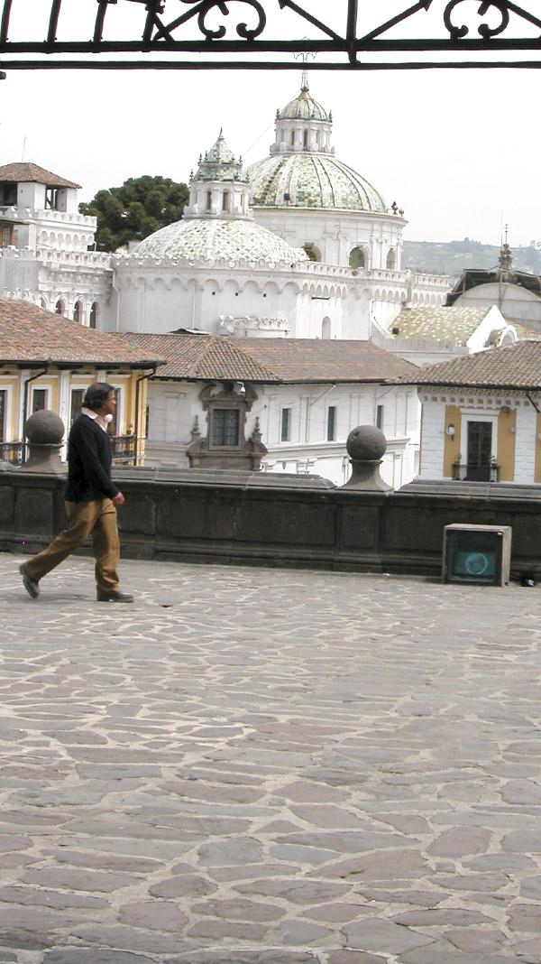 Quito colonial city | Ecuador