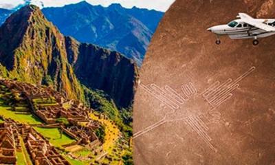Machu Picchu | Plane