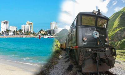 Pacific coast and tren crucero