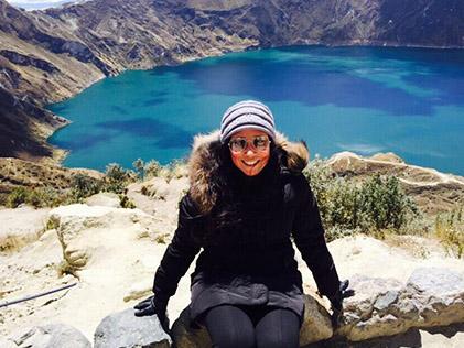 Paula Meza   Latin Trails