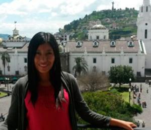María Isabel Viteri Latin Trails
