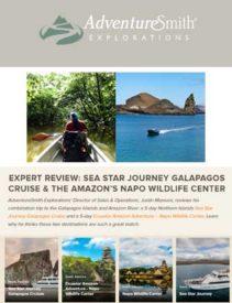 Adventure Smith   Galapagos