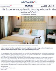 ILLA Experience Hotel   Centre Of Quito