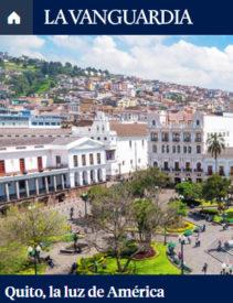 La Vanguardia Quito