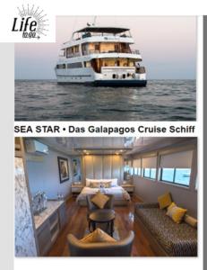 Sea Star   Das Galapagos Cruise Schiff