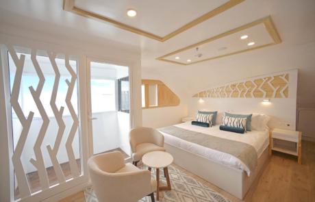 Matrimonial Balcony suite | Sea Star Suite