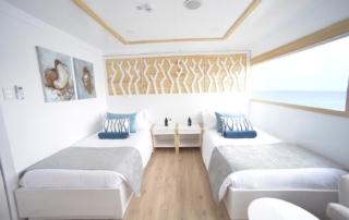 Twin Balcony suite   Sea Star Journey
