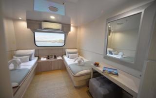 Twin Cabin | Twin Cabin | Seaman Journey
