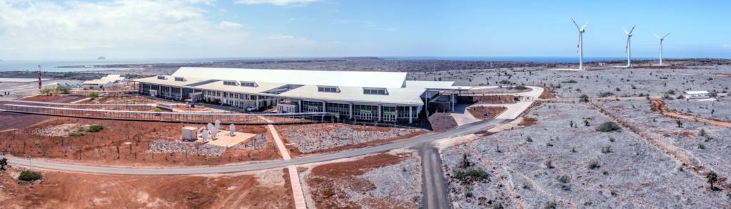 Baltra Airport | Galapagos