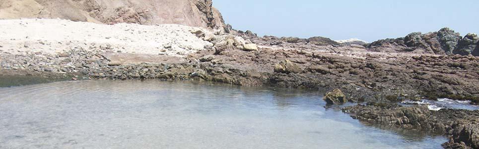 Playa la Pocita Huarmey