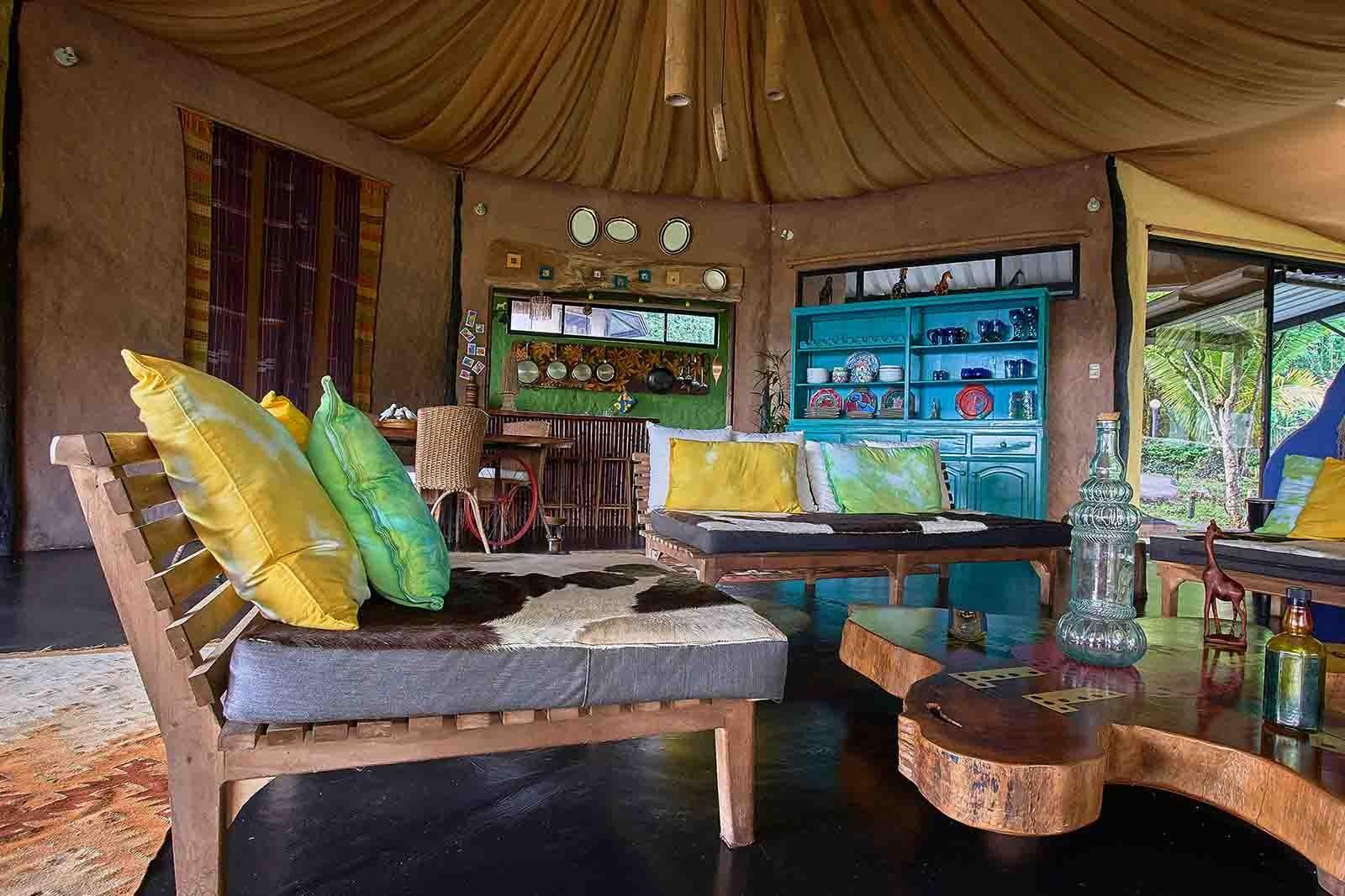 Magic Camp Lobby