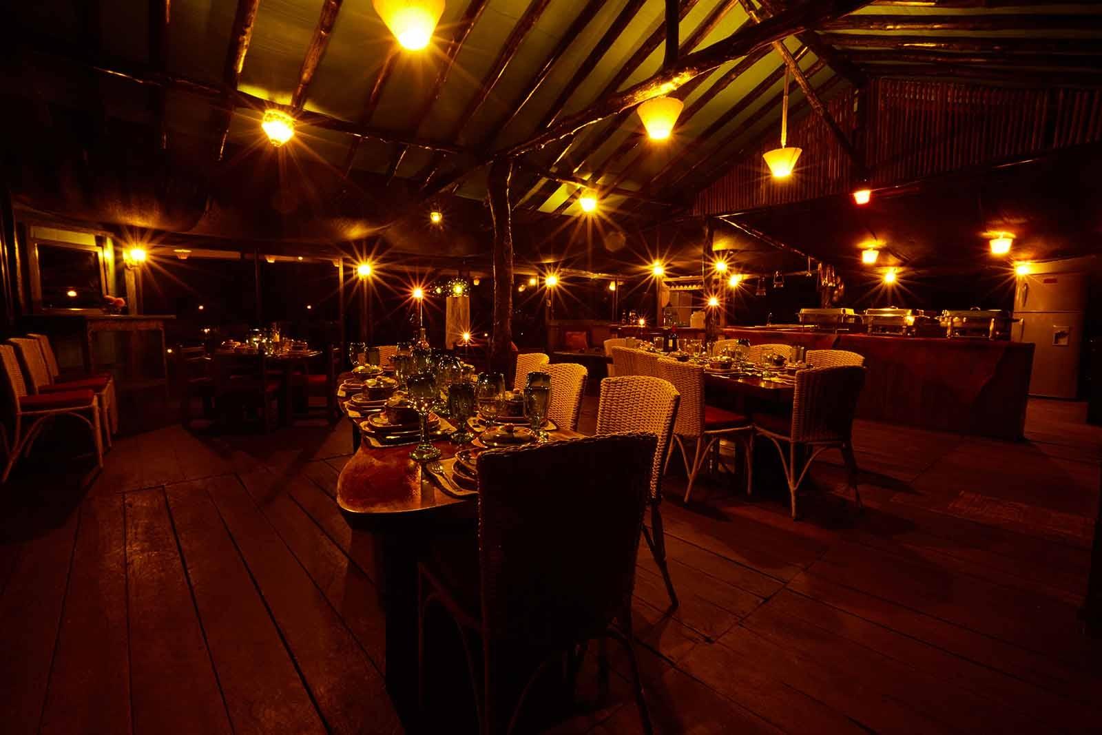 Magic Restaurant