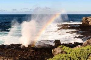 Suarez Point   Galapagos islands