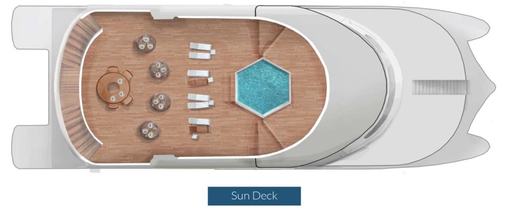 Sun Deck   Petrel