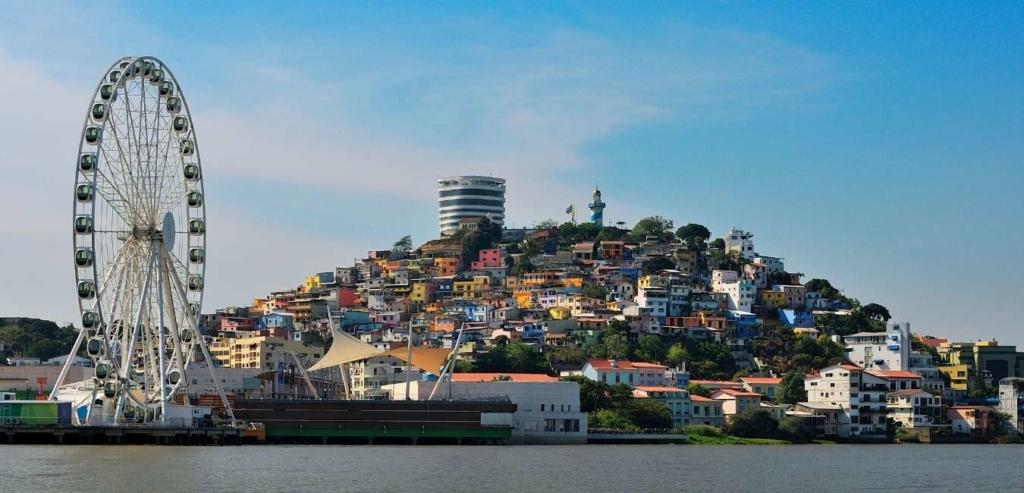 Guayaquil   Perla del Pacifico