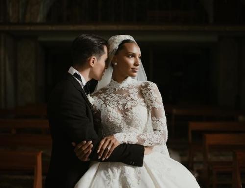 Jasmine Tookes' wedding was a Victoria's Secret Model reunion in Quito