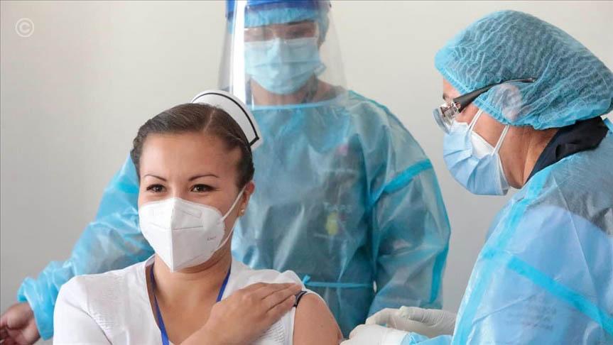 Ecuador vaccination campaign